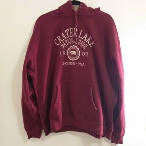 Vintage Sweater national park hoodie